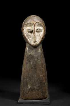 A fine Lega wood figure