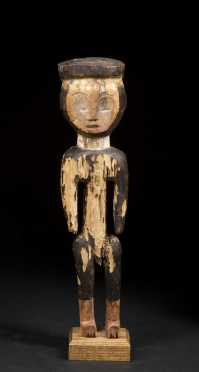 An exceptional Mbole or Yela figure