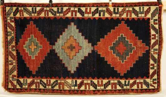 Karaja Oriental Scatter Rug