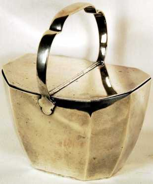 Sterling Silver Gorham Mfg Co. Sugar Basket
