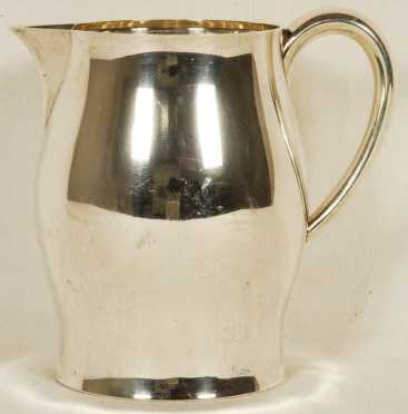 Tiffany and Co. Sterling Water Pitcher