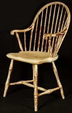 Bowback Windsor Armchair