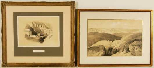 Framed Prints of Middle Eastern Scenes