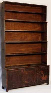 Vermont Stacking Lawyers Bookcase, early 19th century