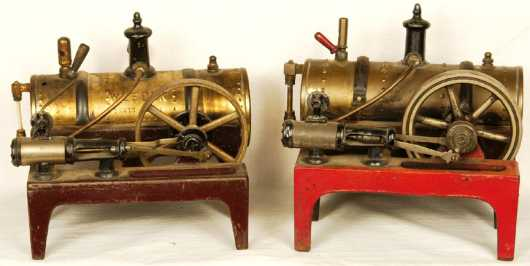 Weeden Toy One Lunger Steam Engines