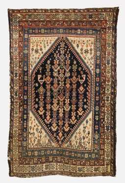 Kurd Hamadan Scatter Size Oriental Rug