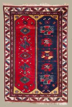 Caucasian Scatter Size Oriental Rug