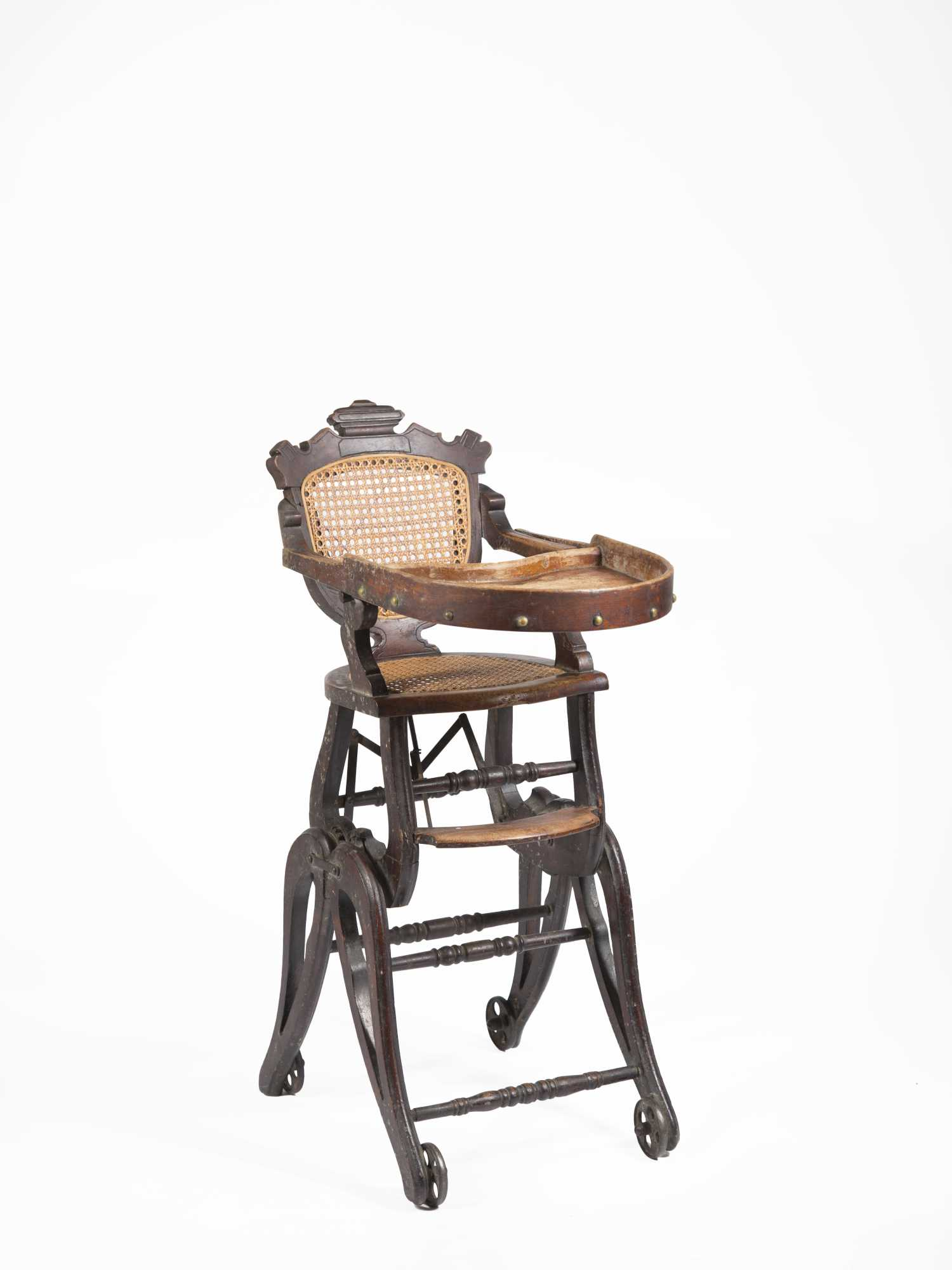 Victorian Adjustable High Chair