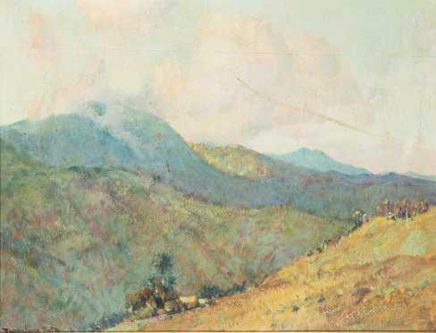 Frank Vining Smith, Mass. (1879-1967)