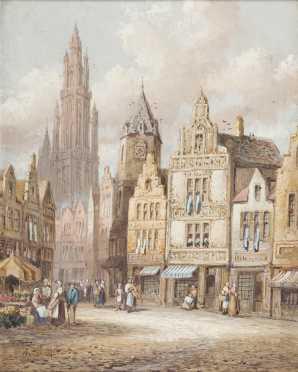 Henry Thomas Schafer, UK (1854-1915)