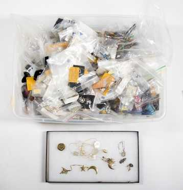 Expansive Lot of Costume Jewelry