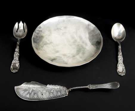 Tiffany Co Makers Silver Lot