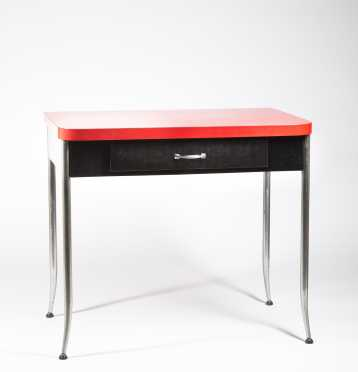 """""""Modern"""" Mid Century Formica Table"""