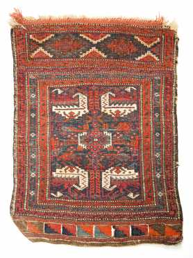 Baluchistan Caucasian Style Bag Face