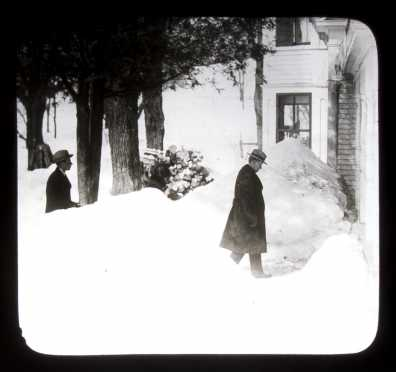 Calvin Coolidge Glass Slide collection