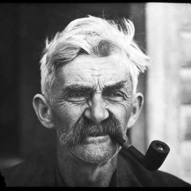 Magic Lantern Glass Slide Collection: Portraits and People