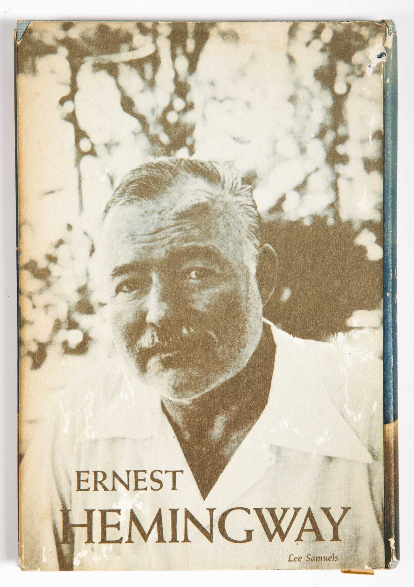 old man and sea ernest hemingway Once again i return to the work of ernest hemingway after an almost 50 year hiatus the old man and the sea is a magnificent story at one level it is the tale of a.