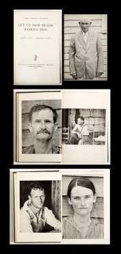 [Agee, James; Evans, Walker (Photography)] Let us now Praise Famous Men