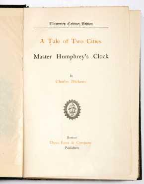 [LITERATURE]--Dickens, Sand, Cooper
