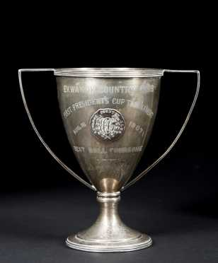 First Presidents Cup Trophy, 1907