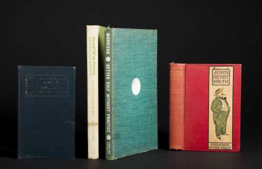 Four Notable Books on Golf