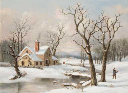 William Titcomb, Mass/NH, (1824-1888)