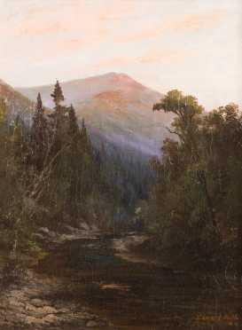 Edward Hill, NH, Cal, Oregon (1843-1923)