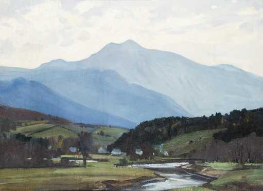 Charles Curtis Allen, Mass/Vermont (1886-1950)