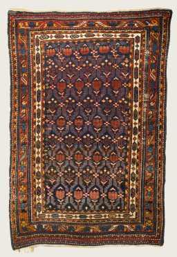 Kuba Scatter Size Oriental Rug