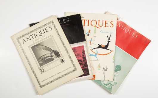 Antique Magazine Collection