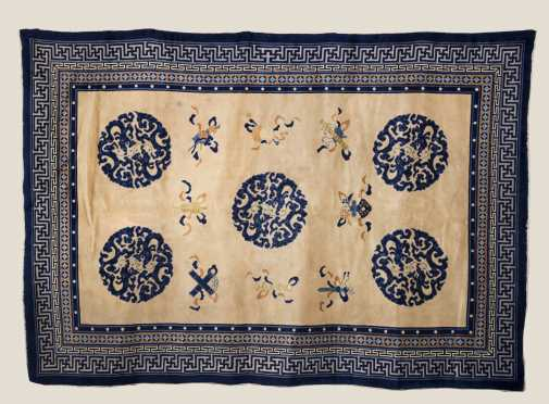 Chinese Room Size Oriental Rug