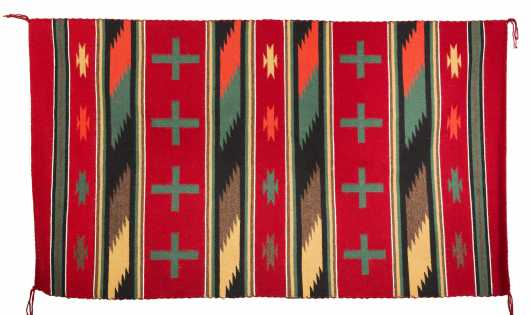 Native American Germantown Rug