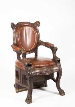 American Metamorphic Armchair
