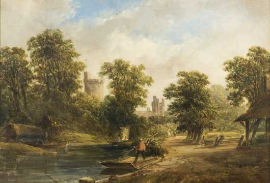 Alfred Vickers, Sr, England (1786-1868)