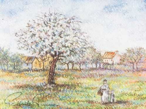 Paul Emile Pissarro, France (1884-1972)