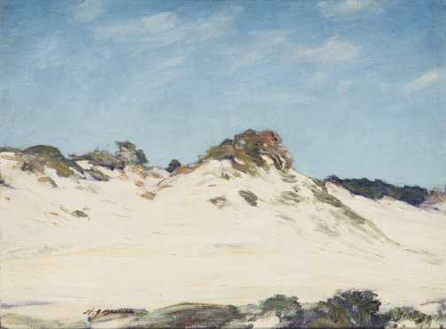 Henry Joseph Breuer, California (1860-1932)