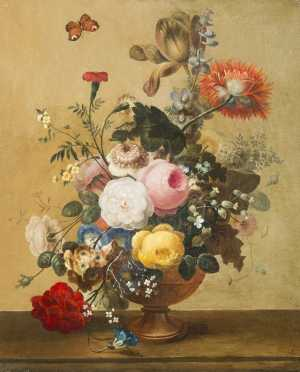 Continental Still life Painting