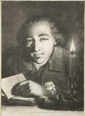 English Mezzotint Portrait after Thomas Frye, UK (1710-1762)