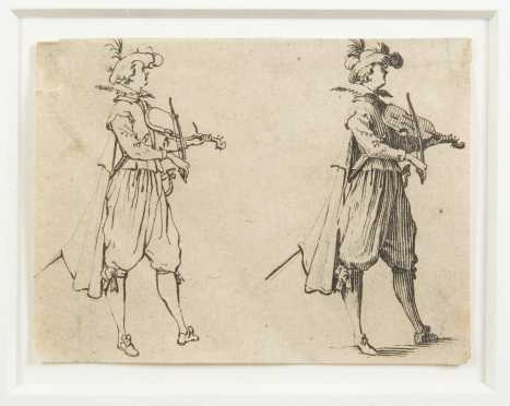 Jacques Callot, French (1582- 1635)