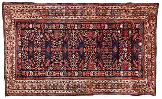 Shirvan Runner Oriental Rug