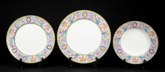 36 Pieces Minton China
