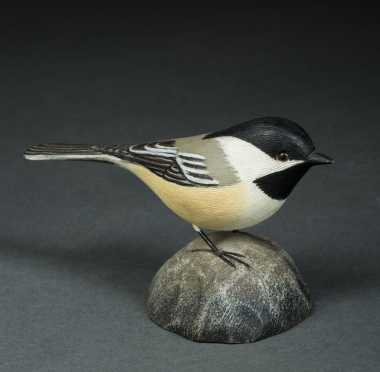 "Miniature ""Chickadee"" by Jessie Blackstone"