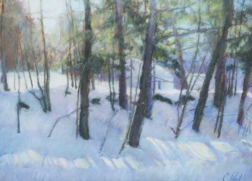 Chris Reid, 20thC Jaffrey, New Hampshire