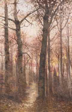 William Preston Phelps, Chesham, NH (1848-1923)