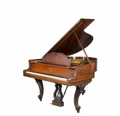 Steinway and Sons Makers Grand Piano