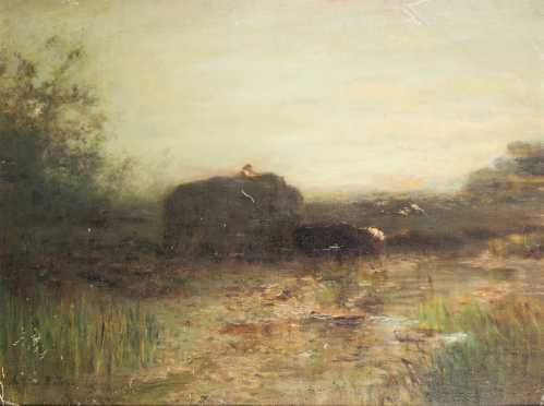 Arthur Parton, NY (1842-1914)