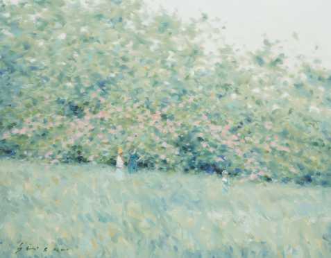 Andre Gisson, NY, Conn, France (1921-2003)