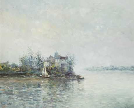 Francois D'lzarny, France (1952-)