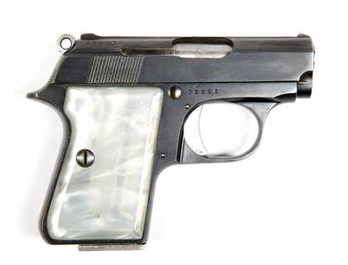 Astra Single Action Pistol