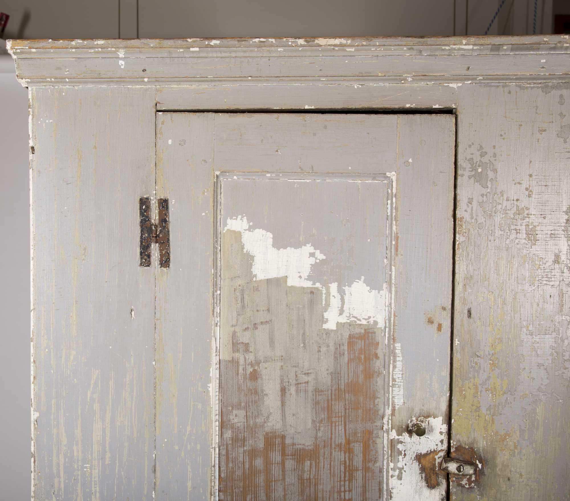 Ne H Hinge Two Door Pantry Cupboard